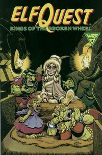 Cover Thumbnail for ElfQuest: Kings of the Broken Wheel (WaRP Graphics, 1990 series) #2