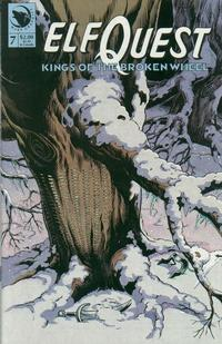 Cover Thumbnail for ElfQuest: Kings of the Broken Wheel (WaRP Graphics, 1990 series) #7