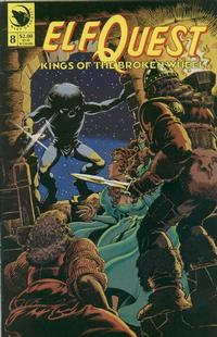Cover Thumbnail for ElfQuest: Kings of the Broken Wheel (WaRP Graphics, 1990 series) #8