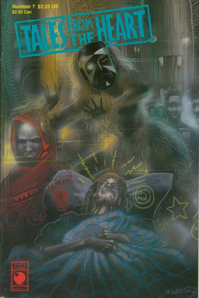 Cover for Tales from the Heart (Slave Labor, 1988 series) #7