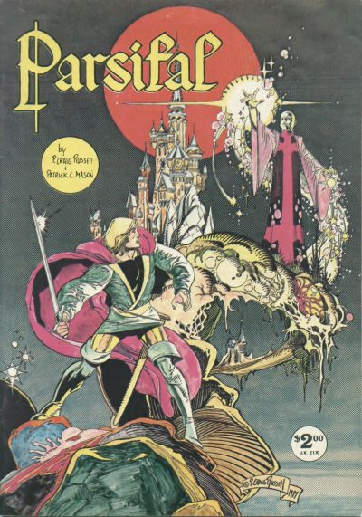Cover for Parsifal (Star*Reach, 1978 series)