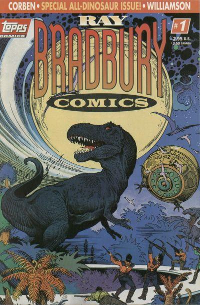 Cover for Ray Bradbury Comics (Topps, 1993 series) #1