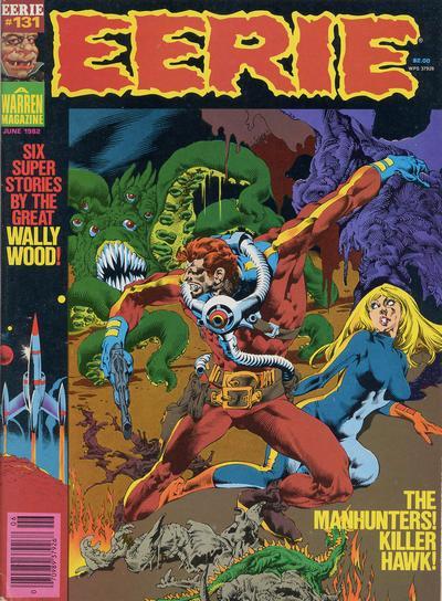 Cover for Eerie (Warren, 1966 series) #131