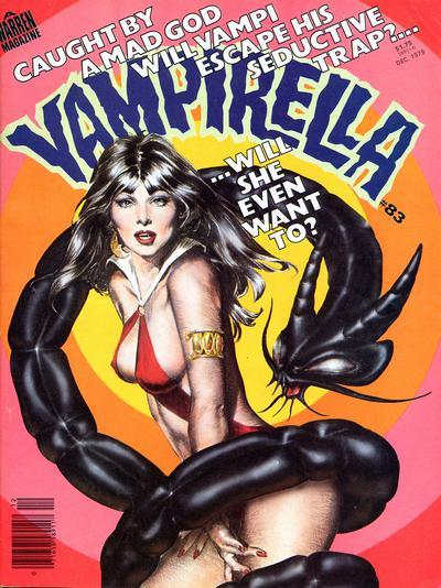 Cover for Vampirella (Warren, 1969 series) #83