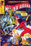 Cover for La Mujer Araña (Novedades, 1982 series) #2