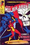Cover for La Mujer Araña (Novedades, 1982 series) #3