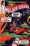 Cover for La Mujer Araña (Novedades, 1982 series) #4