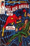 Cover for La Mujer Araña (Novedades, 1982 series) #5