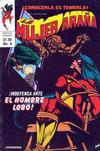 Cover for La Mujer Araña (Novedades, 1982 series) #6