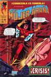 Cover for La Mujer Araña (Novedades, 1982 series) #7