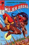 Cover for La Mujer Araña (Novedades, 1982 series) #8