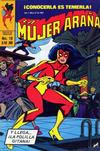 Cover for La Mujer Araña (Novedades, 1982 series) #10