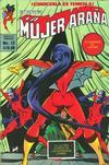 Cover for La Mujer Araña (Novedades, 1982 series) #12