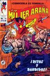 Cover for La Mujer Araña (Novedades, 1982 series) #14