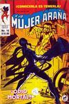 Cover for La Mujer Araña (Novedades, 1982 series) #16