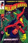 Cover for La Mujer Araña (Novedades, 1982 series) #17