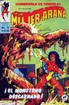 Cover for La Mujer Araña (Novedades, 1982 series) #18