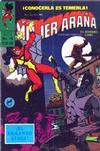 Cover for La Mujer Araña (Novedades, 1982 series) #19