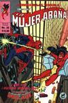 Cover for La Mujer Araña (Novedades, 1982 series) #20