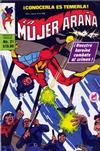 Cover for La Mujer Araña (Novedades, 1982 series) #21