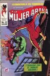 Cover for La Mujer Araña (Novedades, 1982 series) #22