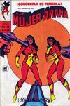 Cover for La Mujer Araña (Novedades, 1982 series) #25