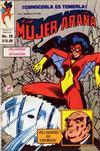 Cover for La Mujer Araña (Novedades, 1982 series) #26