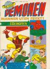 Cover for Demonen (Serieforlaget / Se-Bladene / Stabenfeldt, 1968 series) #1/1968