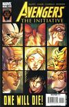 Cover for Avengers: The Initiative (Marvel, 2007 series) #10