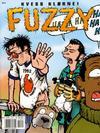 Cover for Humoralbum (Bladkompaniet / Schibsted, 2001 series) #1/2004 - Fuzzy Kvess klørne!