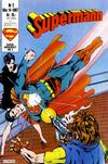 Cover for Supermann (Semic, 1985 series) #2/1987