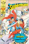 Cover for Supermann (Semic, 1985 series) #3/1988