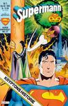 Cover for Supermann (Semic, 1985 series) #11/1988