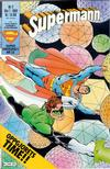 Cover for Supermann (Semic, 1985 series) #2/1989