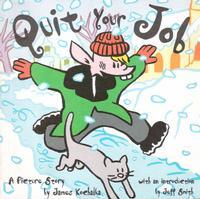 Cover Thumbnail for Quit Your Job (Alternative Comics, 2002 series)