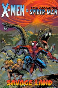 Cover Thumbnail for X-Men / Spider-Man: Savage Land (Marvel, 2002 series)