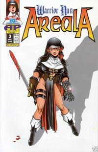 Cover Thumbnail for Warrior Nun Areala (Antarctic Press, 1994 series) #3