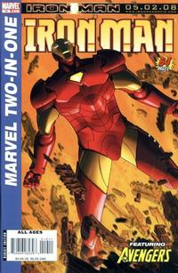 Cover Thumbnail for Marvel Two-In-One (Marvel, 2007 series) #10 [Direct Edition]