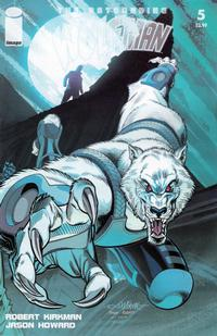 Cover Thumbnail for The Astounding Wolf-Man (Image, 2007 series) #5