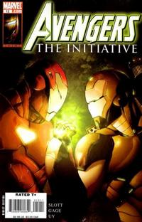 Cover Thumbnail for Avengers: The Initiative (Marvel, 2007 series) #12