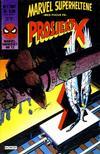 Cover for Marvel Superheltene (Semic, 1987 series) #1/1987