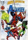 Cover for Marvel Superheltene (Semic, 1987 series) #2/1987