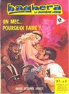 Cover for Baghera (Elvifrance, 1977 series) #4