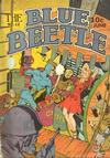 Cover for Blue Beetle (Holyoke, 1942 series) #12