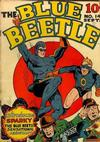 Cover for Blue Beetle (Holyoke, 1942 series) #14