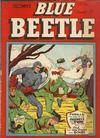 Cover for Blue Beetle (Holyoke, 1942 series) #17
