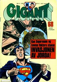 Cover Thumbnail for Gigant (Semic, 1977 series) #5/1977