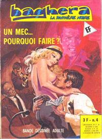 Cover Thumbnail for Baghera (Elvifrance, 1977 series) #4