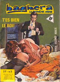 Cover Thumbnail for Baghera (Elvifrance, 1977 series) #5