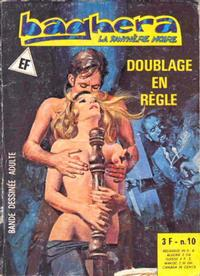 Cover Thumbnail for Baghera (Elvifrance, 1977 series) #10